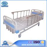 Bam500 Chaeap Price 4 Crank ABS Hospital Bed with Steel Bed Board