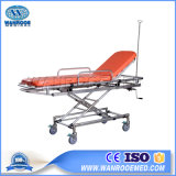 Medical Supply Emergency Non-Magnetic Trolley MRI Compatible Transfer Stretcher Instrument
