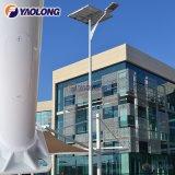 3m-15m Aluminum Alloy LED Solar Light Pole for Street Lighting