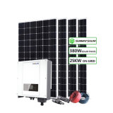 New Product Solar Energy Powered 25kw Solar System
