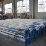 2.5mm/3.0mm/3.5mm/4.0mm/4.5mm/ 5.0mm Street Light Pole Aluminum