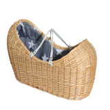 New Product Baby Wicker Moses Basket
