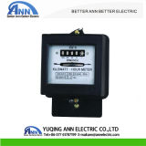 Single Phase 2 Wire Cheap Counter Kwh Energy Meter with Plastic Cover (ENERGY METER EXPERT)