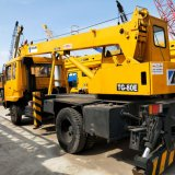 Used Tadano Tg-80e 8ton Truck Crane in Good Working Condition