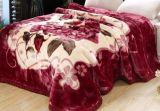 Double Thick Raschel Blanket Fleece