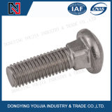 DIN603 Stainless Steel Mushroom Head Square Neck Bolts