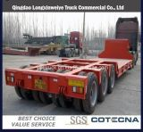 Dolly Semi Trailer 3 Lines 6 Axles Lowbed