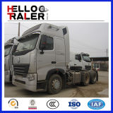 China Sinotruk A7 6X4 420HP Euro2 Tractor Truck