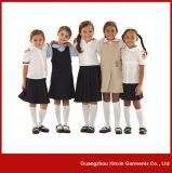 Wholesale Cheap Stylish Cotton Polyester School Wear Factory (U6)