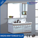 Modern Design Wall Mounted Waterproof PVC Bathroom Cabinet