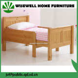 Solid Pine Wood Single Bed for Kids