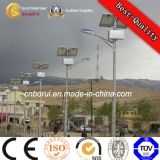100W Solar Street Light Pole LED Garden Light Designer Street Lighting Poles
