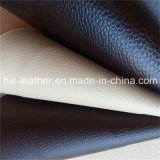 Anti Abrasion PVC Leather for Furniture Hw-208