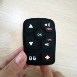 Customize Laser Carving Marking Engraving Etched Silicone Rubber Keypad