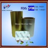 Blister Foil Alu Material for The Pharmaceutical Package