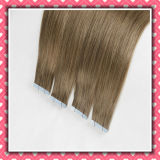 Remy Human Hair Extensions Tape Hair Silky 20inches