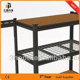 Factory Wholesale Warehouse Storage Adjustable Light Duty Steel Shelf Rack, High Quality Shelf Rack, Adjustable Rack, Steel Rack