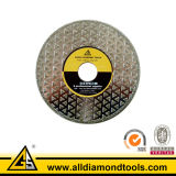 5 Inch Pyramid Electroplated Marble Diamond Saw Blade