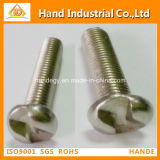 SS304 Inox One Way Round Head Liscence Plate Security Screws