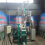Small Scale Farm Family Using 5t/D Maize Mill Machinery