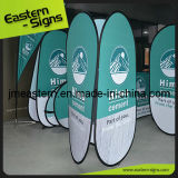 Auto Pop up Banner Stand Innovative Outdoor Advertising