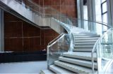 CE Certificate Tempered Railing Glass