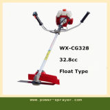 1.5HP Double Hand 1.1kw Agriculture and Garden Gasoline Brush Cutter and Grass Trimmer