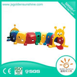 Indoor Playground Kids Crawl Tunnel in Design of Pixie with Ce/ISO Certificate