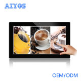Touch Screen Wall Mounted Android LCD Screen Advertising Player