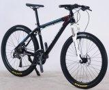 26′′ Alloy Suspension Hydraulic Disc Brake 27 Speed Mountain Bike