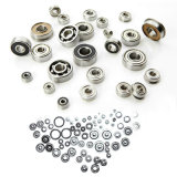 High Precision Miniature Ball Bearings with Radial Deep Groove Construction