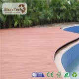 Cheap Outdoor Anti-Slip Waterproof Price WPC Flooring for Swimming Pool