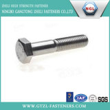 DIN933 Stainless Steel Hex Bolts
