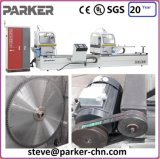Aluminum PVC Profile Double Mitre Cutting Saw