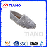 Hand Made EVA Lady Flat Casual Shoes for Beach
