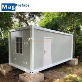 Customized Mobile Prefabricated Container Van Home Portable Prefab House Container House