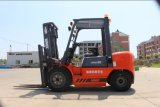 Environment-Friendly Safe Discharge Cheap 3ton Diesel Forklift Price with Japan C240 Engine