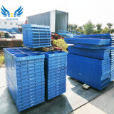 China Manufacturer Customized Steel Concrete Round Column Formwork for Wall and Bridge Pier Construction