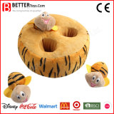 Free Sample Custom Plush Hide and Seek Soft Puzzle Pet Toys for Dog/Cat