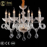Clear Glass Art Pendant Light