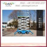 Self-Propelled Economical Scissor Lift with Max Platform (4-18m)
