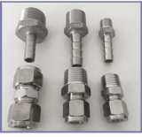 Customized Precision Investment Casting SUS316L Stainless Steel Pipe