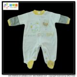 Custom Printing Baby Garment Long Sleeve Newborn Jumpsuits