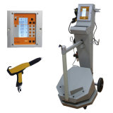 Metal Powder Coating Paint Spray Equipment for Alloy Wheels