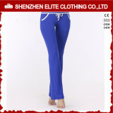 Wholesale Cheap Casual Workout Clothing Yoga Pants Blue (ELTLI-98)