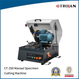 CT-250 Metallographic Specimen Cutting Machine, Sectioning Machine