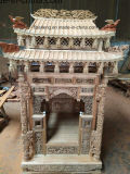 Antique Wood Carving with Competitive Price