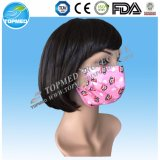 Hot Sale Disposable 3ply Nonwoven Face Mask From Topmed