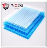 Cheap Price 6mm 100% Bayer Twin Wall Polycarbonate Hollow Sheet