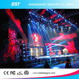 Slim P4.81mm Rental Stage Show LED Video Wall Panels SMD2727 LEDs